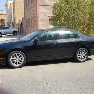 Black Ford Fusion 2011 for sale