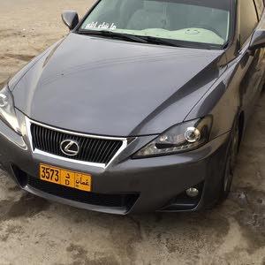 لكزس is250 موديل 2012 للبيع او للبدل