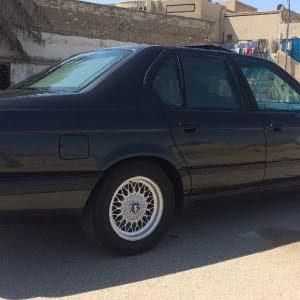 بي ام 735 1992