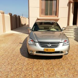 Used condition Nissan Altima 2006 with 1 - 9,999 km mileage