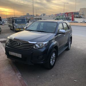 Used 2012 Toyota Fortuner for sale at best price