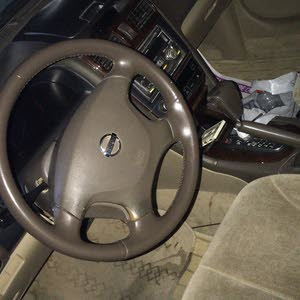 2002 Nissan Maxima for sale in Abu Dhabi