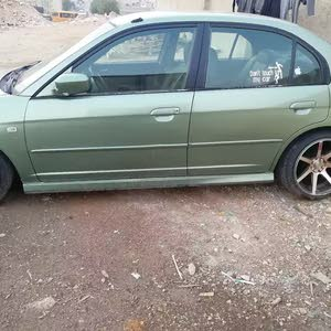 Automatic Green Honda 2003 for sale