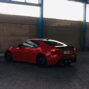 Red Toyota GT86 2016 for sale