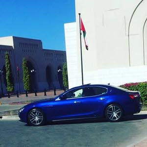 Gasoline Fuel/Power   Maserati Ghibli 2016
