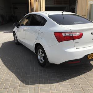Kia Rio 2014 For sale - White color