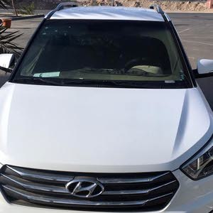Used condition Hyundai Creta 2018 with 10,000 - 19,999 km mileage