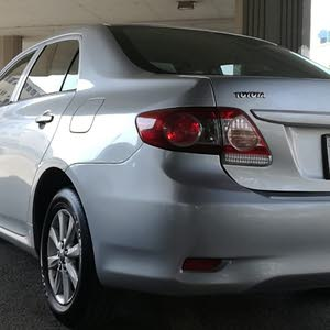 Toyota Corolla car for sale 2011 in Amman city
