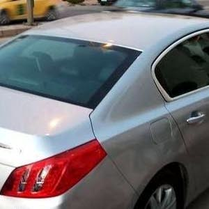 Automatic Silver Peugeot 2014 for sale