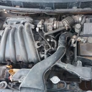 Nissan Tiida 2008 - Manual