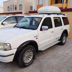 2004 Used Everest with Manual transmission is available for sale