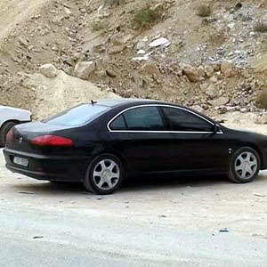 Peugeot 607 made in 2003 for sale