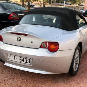 BMW Z4 2003 for sale in Amman