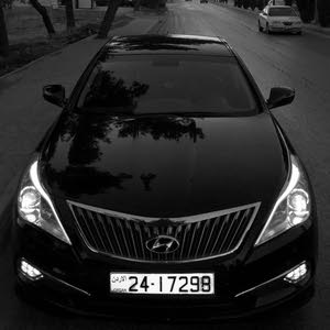 2015 Used Azera with Automatic transmission is available for sale