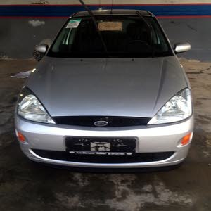 For sale Used Focus - Manual
