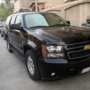 Used condition Chevrolet Tahoe 2012 with +200,000 km mileage
