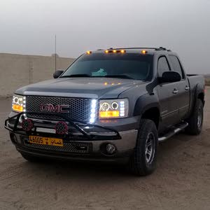 Used condition GMC Sierra 2008 with 130,000 - 139,999 km mileage