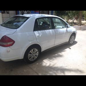 Used condition Nissan Tiida 2007 with  km mileage