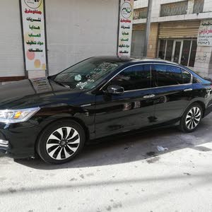 Honda Accord 2015 For sale - Black color