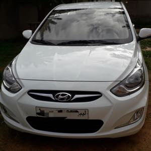 Automatic Hyundai 2012 for sale - Used - Tripoli city