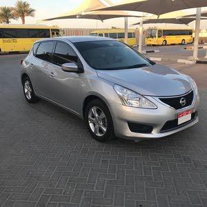 Nissan Tiida  GCC 2016