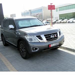 Nissan Patrol made in 2014 for sale