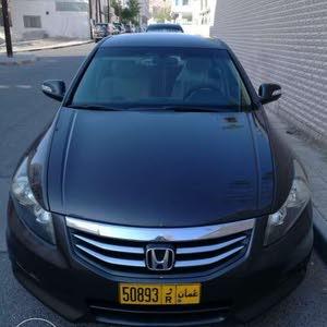 Honda Accord 2012 model