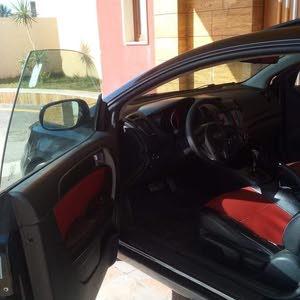 Automatic Black Kia 2010 for sale