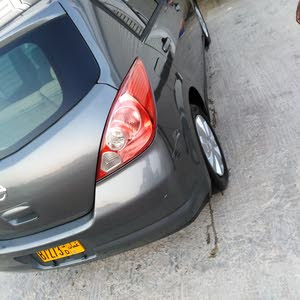 Gasoline Fuel/Power   Nissan Tiida 2006