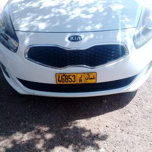 Kia Carens car is available for sale, the car is in Used condition