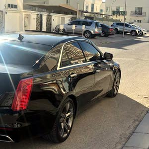 Automatic Cadillac 2015 for sale - Used - Muscat city