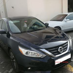 Nissan Altima 2017 - 2.5 l SV for sale - Done 7500 kms.