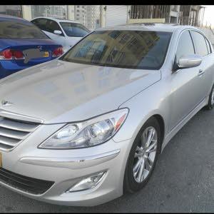 Hyundai Genesis 2012 For sale - Silver color