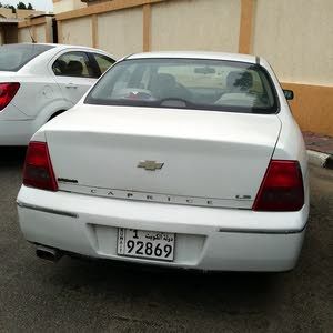 Chevrolet Caprice 2006 For sale - White color