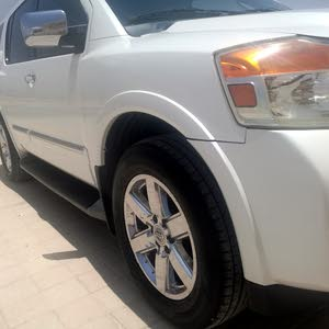Used condition Nissan Armada 2011 with 120,000 - 129,999 km mileage