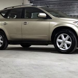 For sale 2007 Gold Murano