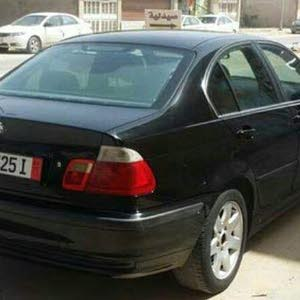 فية ثالثة 1999/2000 BMW325