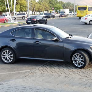 Lexus IS 2011 for sale in Fujairah