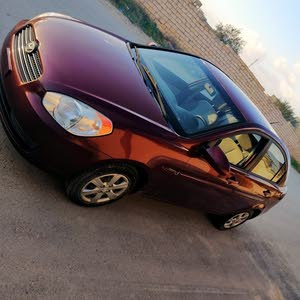 Hyundai Accent car for sale 2008 in Tripoli city