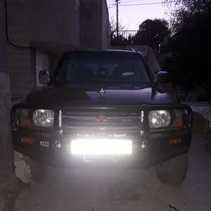 Mitsubishi Pajero made in 2001 for sale