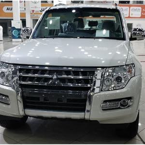 New condition Mitsubishi Pajero 2018 with 0 km mileage