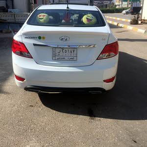 Used Hyundai Accent for sale in Basra