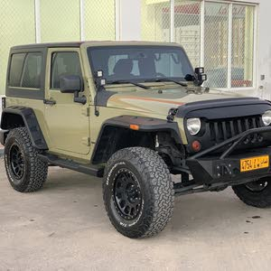 Jeep Wrangler 2013 For sale - Green color
