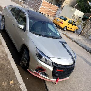 km mileage Chevrolet Malibu for sale