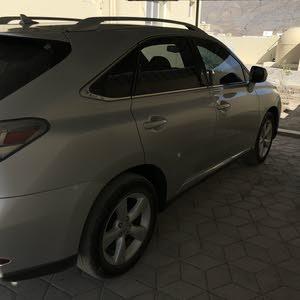 Gasoline Fuel/Power   Lexus RX 2010