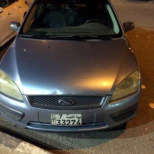 Blue Ford Focus 2006 for sale