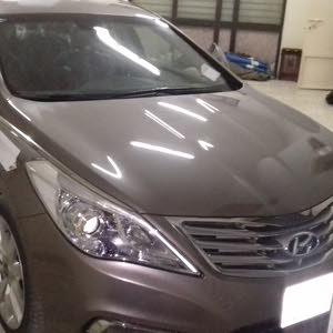 Hyundai Azera Used in Benghazi