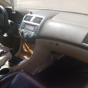 Manual Honda 2003 for sale - Used - Dammam city