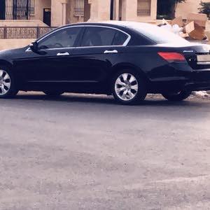 Honda Accord car for sale 2009 in Amman city