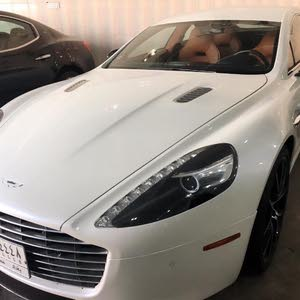 Aston Martin Rapide made in 2014 for sale